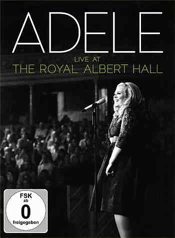 DVD+CD »Live At The Royal Albert Hall«
