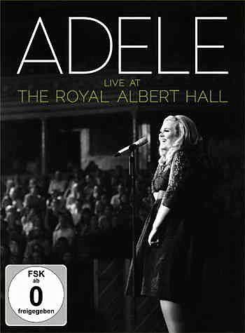 DVD+CD »Live At The Royal Albert Hall«