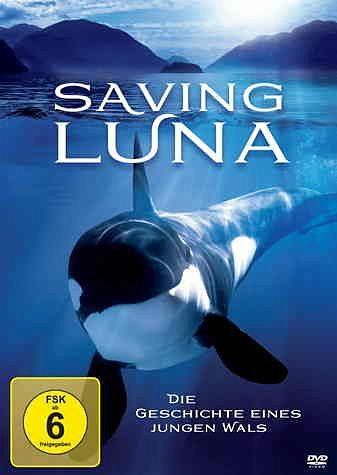DVD »Saving Luna - Die Geschichte eines jungen Wals«