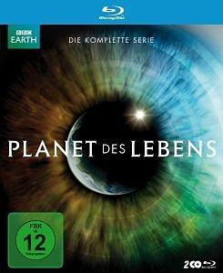 Blu-ray »Planet des Lebens - Die komplette Serie (2 Discs)«