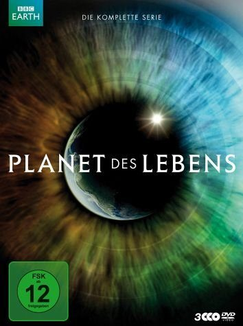DVD »Planet des Lebens - Die komplette Serie (3 Discs)«