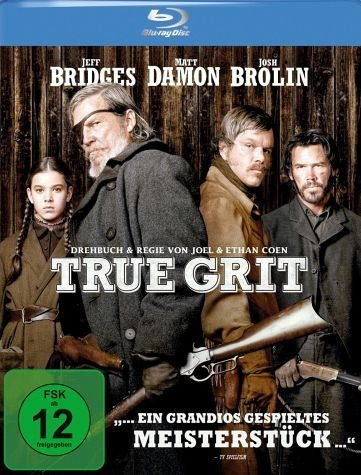 Blu-ray »True Grit (+ DVD, inkl. Digital Copy)«