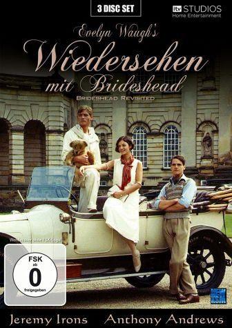 DVD »Wiedersehen mit Brideshead (3 Discs)«
