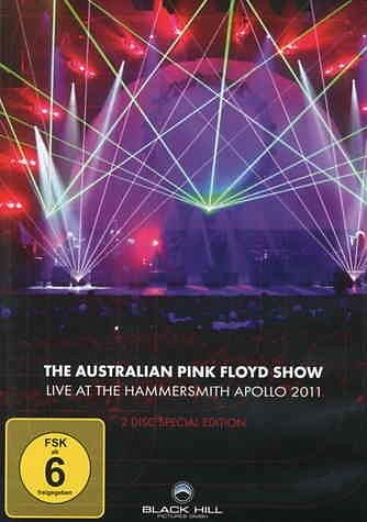 DVD »The Australian Pink Floyd Show - Live at the...«