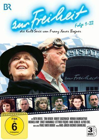 DVD »Zur Freiheit - Folge 01-22 (3 Discs)«