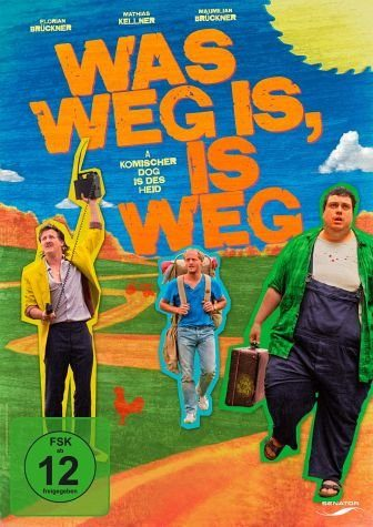 DVD »Was weg is, is weg«