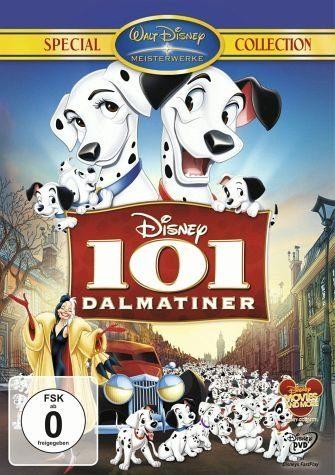 DVD »101 Dalmatiner«