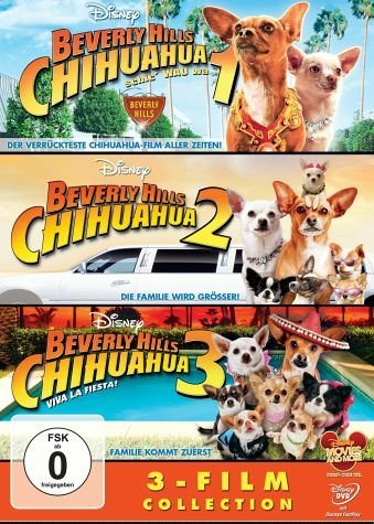 DVD »Beverly Hills Chihuahua / Beverly Hills...«
