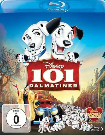 Blu-ray »101 Dalmatiner«