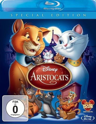 Blu-ray »Aristocats (Special Edition)«