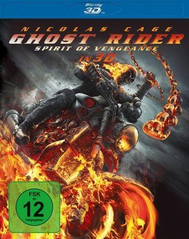 Blu-ray »Ghost Rider: Spirit of Vengeance 3D (Blu-ray)«