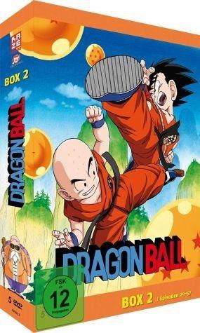 DVD »Dragonball - Box 2 (5 Discs)«
