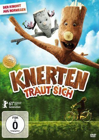 DVD »Knerten traut sich«