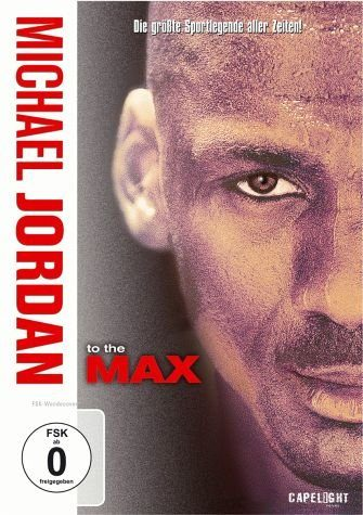 DVD »Michael Jordan to the Max (OmU)«