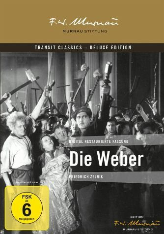 DVD »Die Weber (Deluxe Edition)«