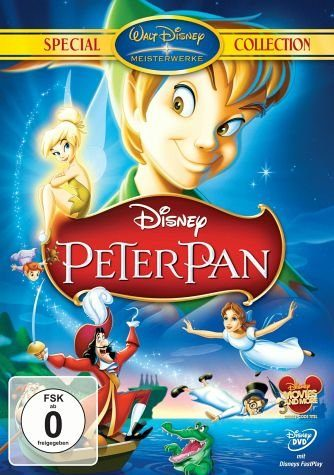 DVD »Peter Pan (Special Edition)«