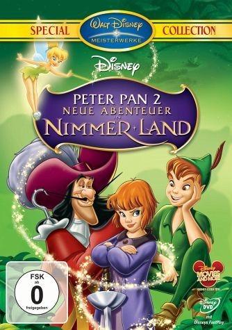 DVD »Peter Pan 2 - Neue Abenteuer in Nimmerland...«