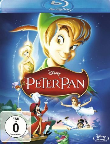 Blu-ray »Peter Pan (Special Edition)«