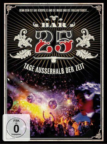 DVD »Bar 25 - Tage außerhalb der Zeit«