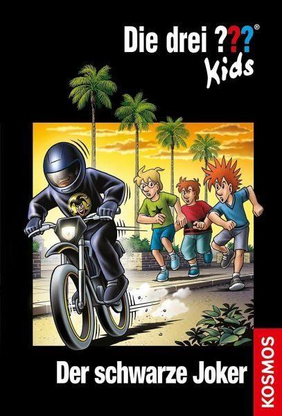 Gebundenes Buch »Der schwarze Joker / Die drei...«