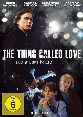DVD »The Thing Called Love - Die Entscheidung fürs...«
