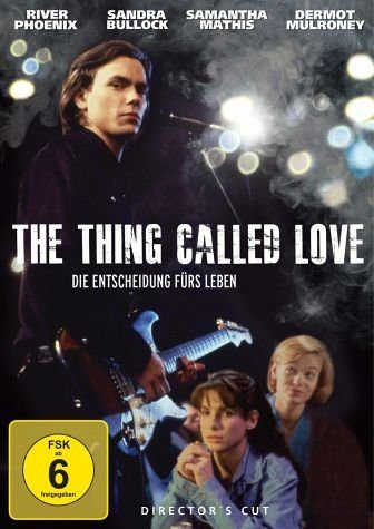 DVD »The Thing Called Love - Die Entscheidung fürs...«