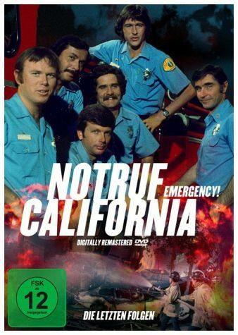 DVD »Notruf California - Staffel 5 (3 DVDs)«