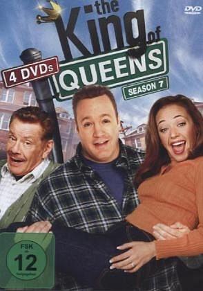 DVD »King of Queens - Staffel 7«
