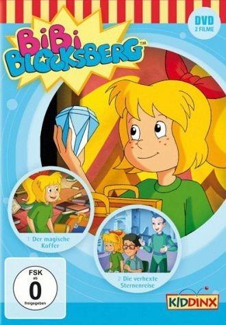 DVD »Bibi Blocksberg - Der magische Koffer / Die...«