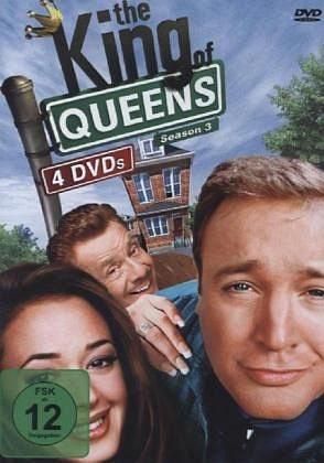 DVD »King of Queens - Staffel 3«
