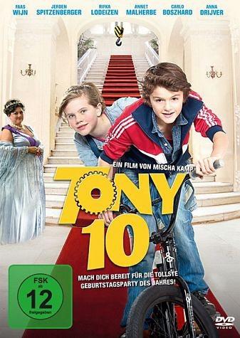 DVD »Tony 10«