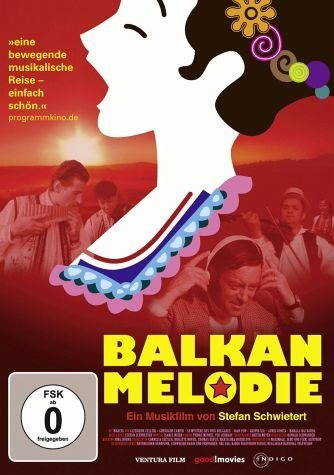 DVD »Balkan Melodie«