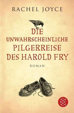 Broschiertes Buch »Die unwahrscheinliche Pilgerreise des Harold Fry«