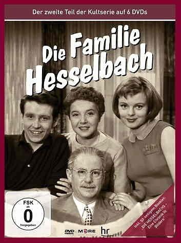 DVD »Die Familie Hesselbach - Der zweite Teil der...«