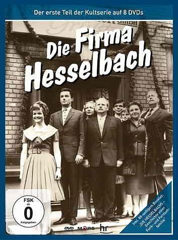 DVD »Die Familie Hesselbach - Der erste Teil der...«