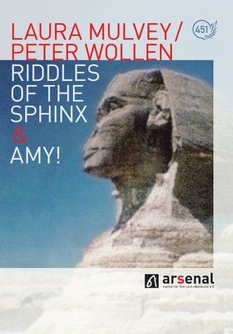 DVD »Riddles of the Sphinx & Amy! (OmU)«
