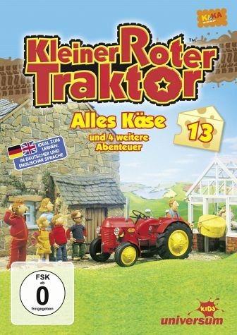 DVD »Kleiner roter Traktor 13 - Alles Käse«