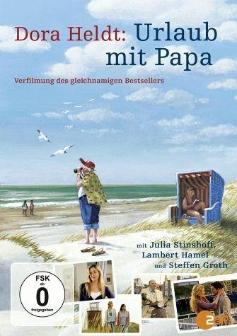 DVD »Dora Heldt: Urlaub mit Papa«