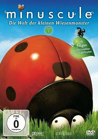 DVD »Minuscule, Folgen 01-19 - Die Welt der kleinen...«