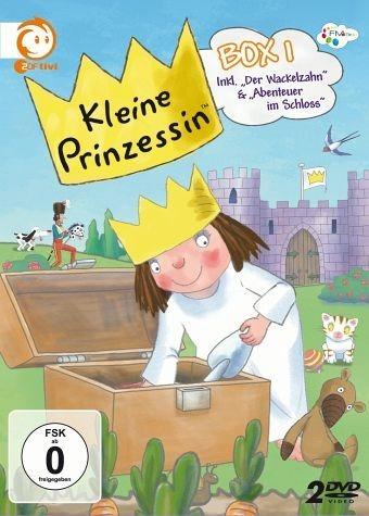 DVD »Kleine Prinzessin - Box 01 (2 Discs)«