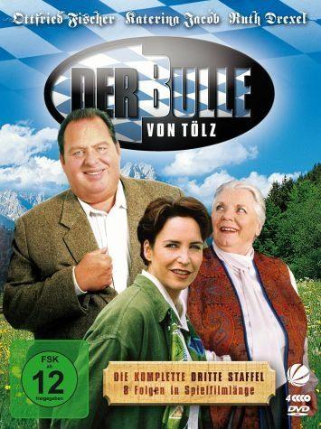DVD »Der Bulle von Tölz - Die komplette dritte...«
