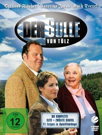 DVD »Der Bulle von Tölz - Staffel 11 + 12 (6 Discs)«