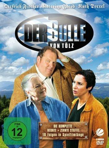 DVD »Der Bulle von Tölz - Staffel 9 + 10 (5 Discs)«