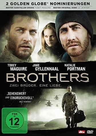 DVD »Brothers - Zwei Brüder. Eine Liebe.«