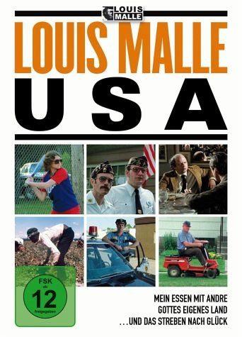 DVD »Louis Malle Box: USA (3 Discs)«