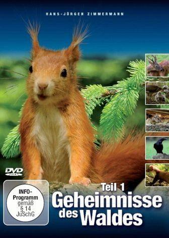 DVD »Geheimnisse des Waldes, Teil 1«