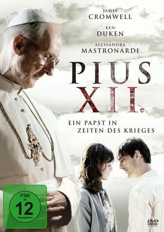DVD »Pius XII. - Ein Papst in Zeiten des Krieges«