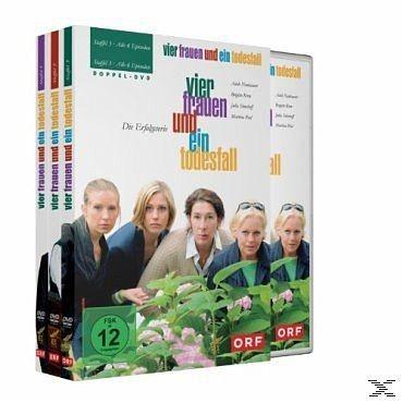 DVD »Vier Frauen Und Ein Todesfall«