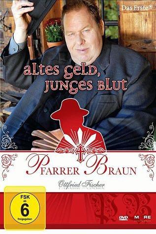 DVD »Pfarrer Braun: Altes Geld, junges Blut«