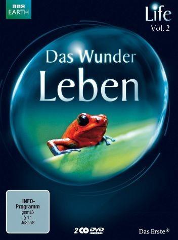 DVD »Life - Das Wunder Leben, Vol. 2 (2 Discs)«